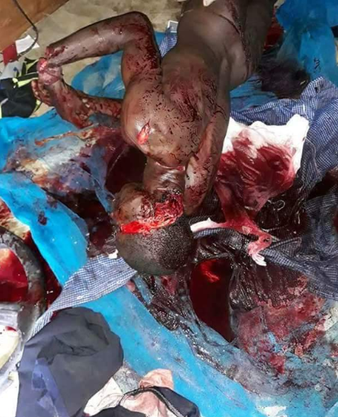 Man kills his friend, rapes his girlfriend in front of his corpse (graphic photos)