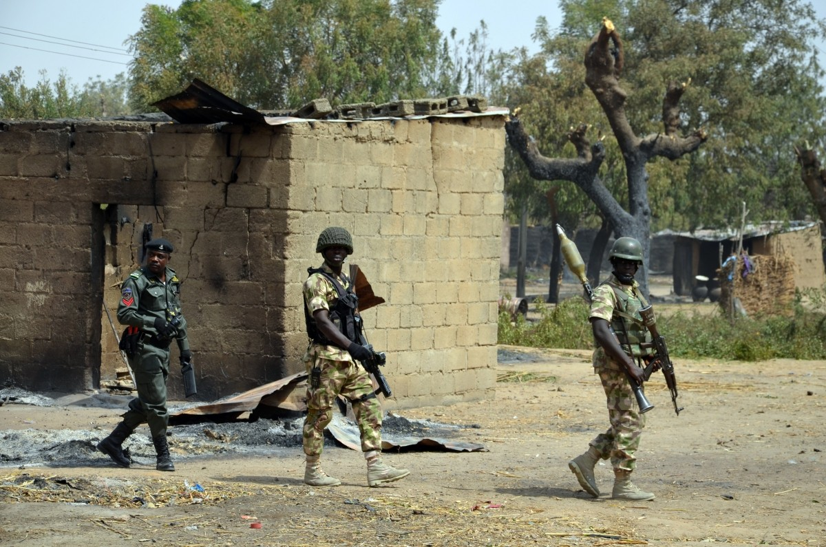 Boko Haram kills five soldiers in Borno