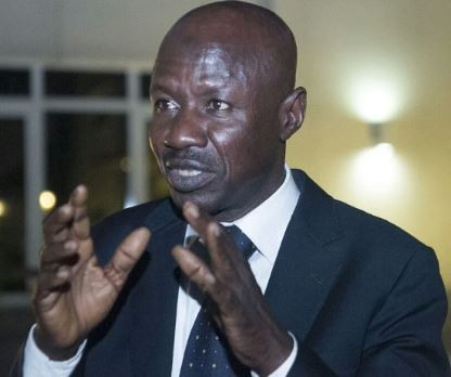 EFCC boss,?Ibrahim Magu tells banks to provide?list of corrupt customers