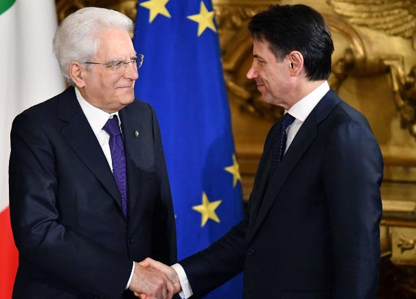 Italy has a new Prime Minister sworn in to lead populist Italian government