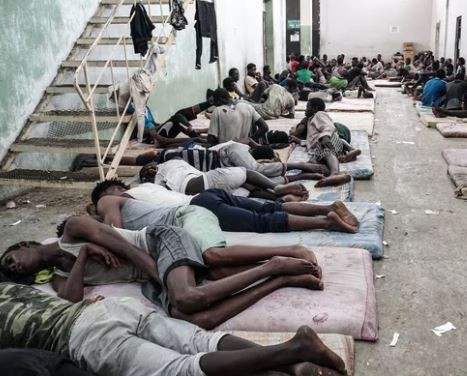 12 African migrants shot dead by human traffickers in Libya