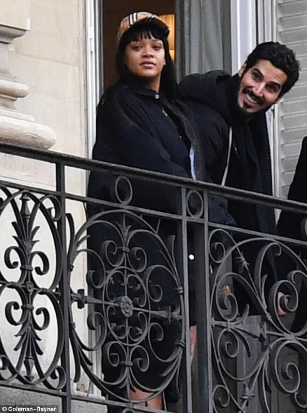 Rihanna and her Saudi Billionaire boyfriend have called it quits?