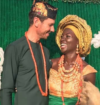 Photos from the traditional wedding of late Dora Akunyili