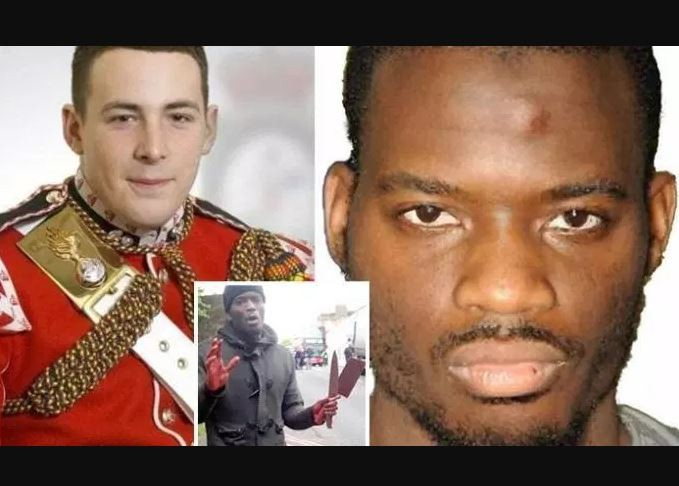 Nigerian Islamic extremist, Michael Adebolajo who murdered a British soldier