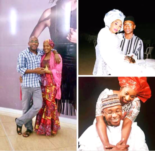 Nigerian man gets emotional as he praises his 3 wives