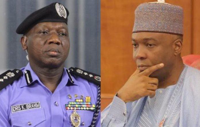 Police invite Senate president Bukola Saraki, over Offa Bank robbery