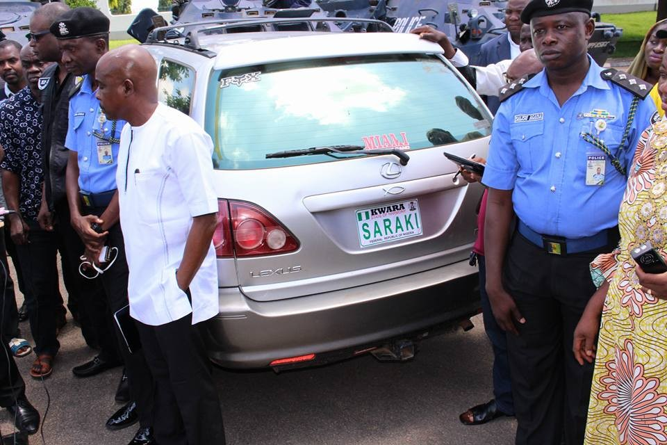Read Police statement detailing how arrested suspects linked Saraki, Kwara state governor in Offa bank robbery (photos)