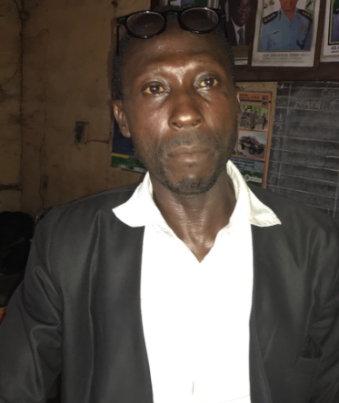 Fake lawyer nabbed at Ojo Magistrate court(photo)
