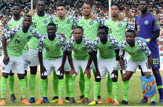 Gernot Rohr releases the final 23-man list of?Super Eagles?players for Russia 2018 World Cup