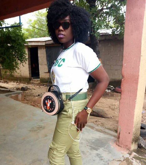 Kogi corp member recounts the ingenious way she got rid of an older man interested in her