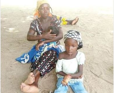 Photo: Mother remanded in prison for burning daughter?s hand over N170