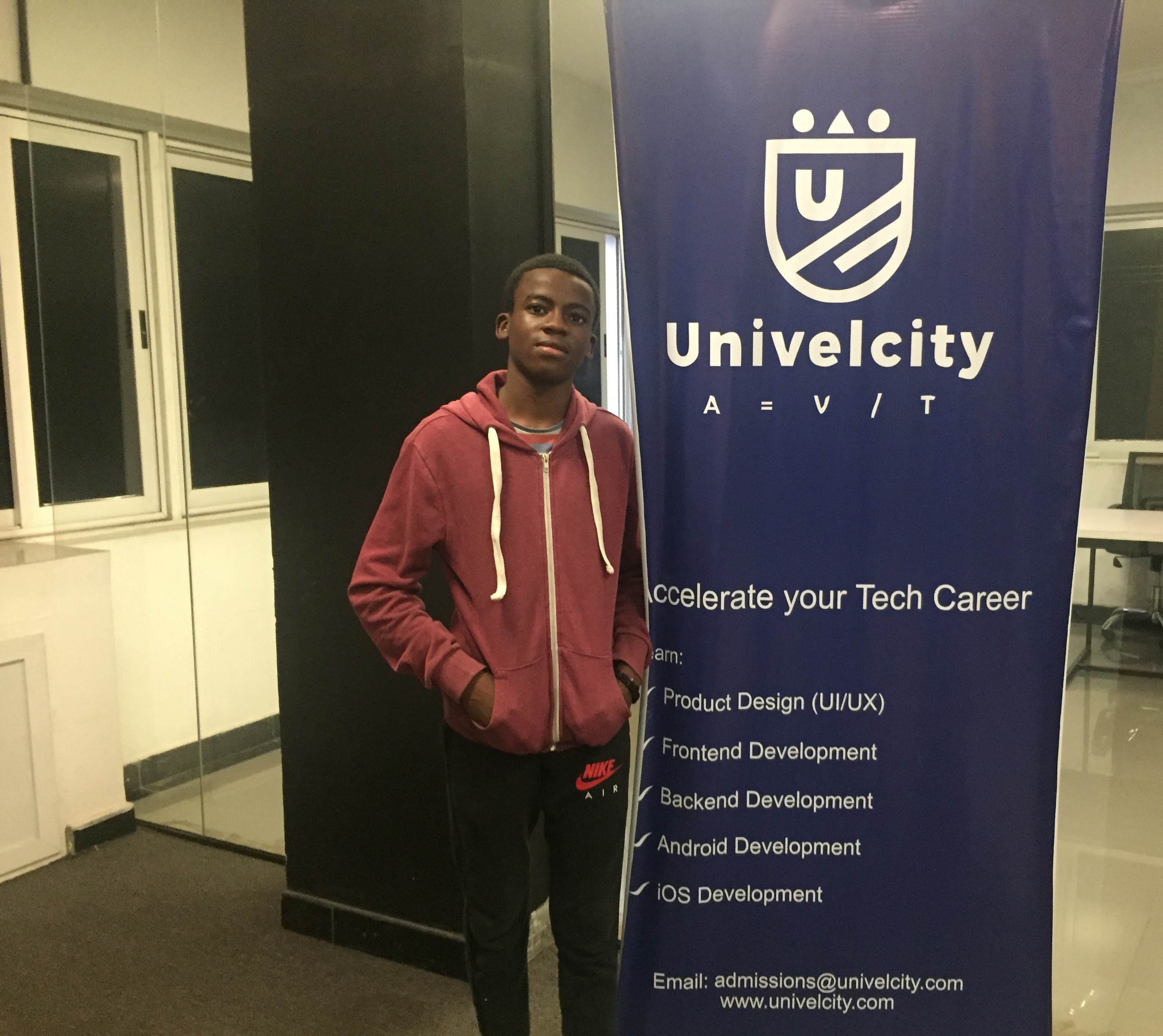 How a 17 year old Programmer became a Front-End Engineer at a leading IT Company