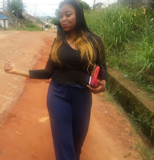 Young lady survives fatal accident that killed two; credits Frank Edward