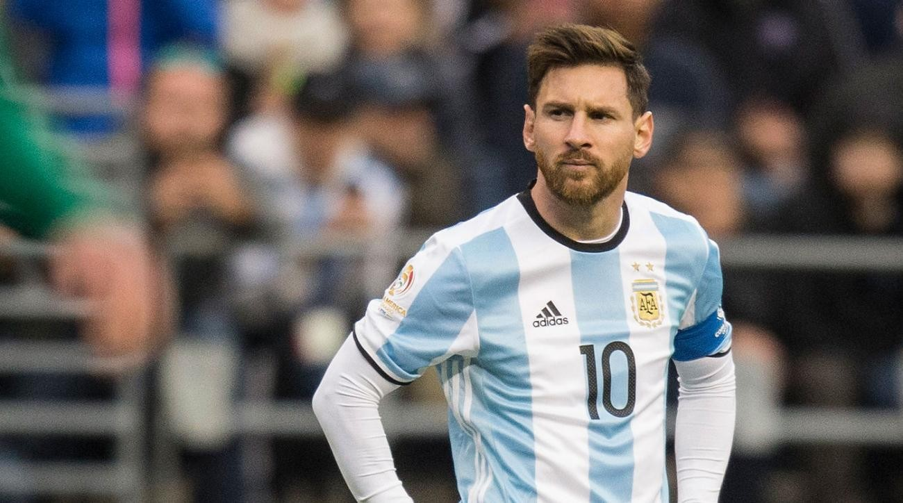 Burn Messi shirts and photos if he plays in Jerusalem - Palestinian FA Chief tells fans