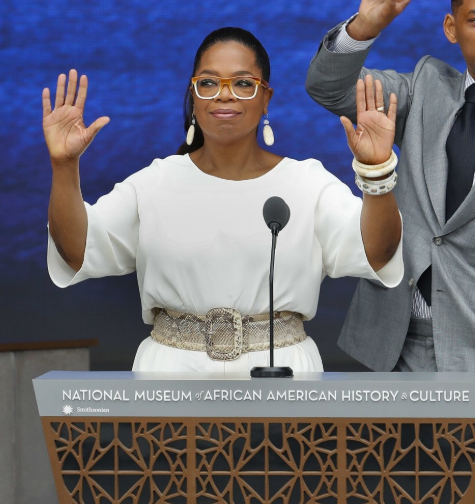 Oprah Winfrey now has a museum exhibition in honor of her contributions to American culture and history