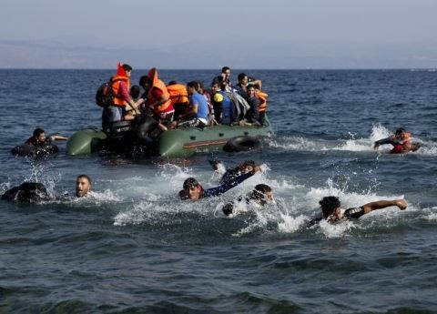 110 migrants die in Tunisian boat accident