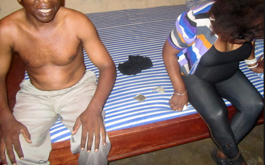 Wife drags husband to court after he allowed an Alfa to sleep with her 3 days for his business to become successful