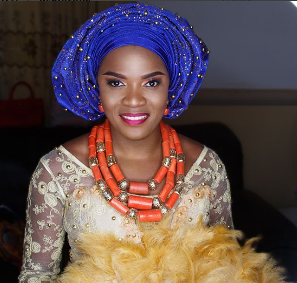 Photos from the traditional wedding of actor Michael Okon