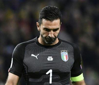 UEFA bans?Italian goalkeeper, Gianluigi Buffon for three matches