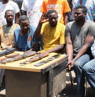 Police releases more confessional videos from gang leaders in Offa bank robbery attack