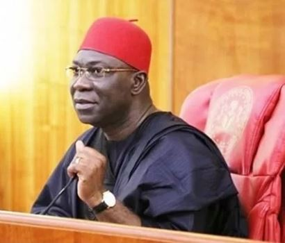 ?The Constitution needs to be amended if June 12th is declared as Democracy day.?- DSP, Ike Ekweremadu