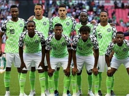 Super Eagles FIFA ranking drops ahead of 2018 World Cup