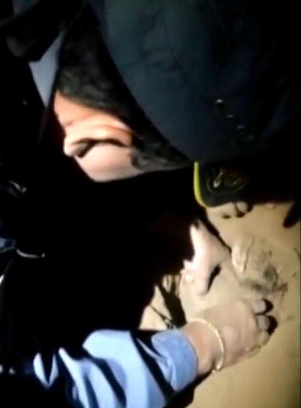Image result for newborn still alive after buried 8 hours