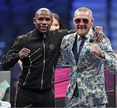 Forbes ranks world highest paid athletes and Mayweather and Messi are leading