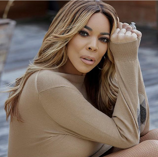 Wendy Williams looks sexier than ever in new photos