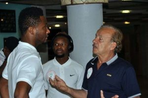 Russia2018:  Mikel Obi and Onazi Ogenyi reportedly not on talking terms as both fight over leadership
