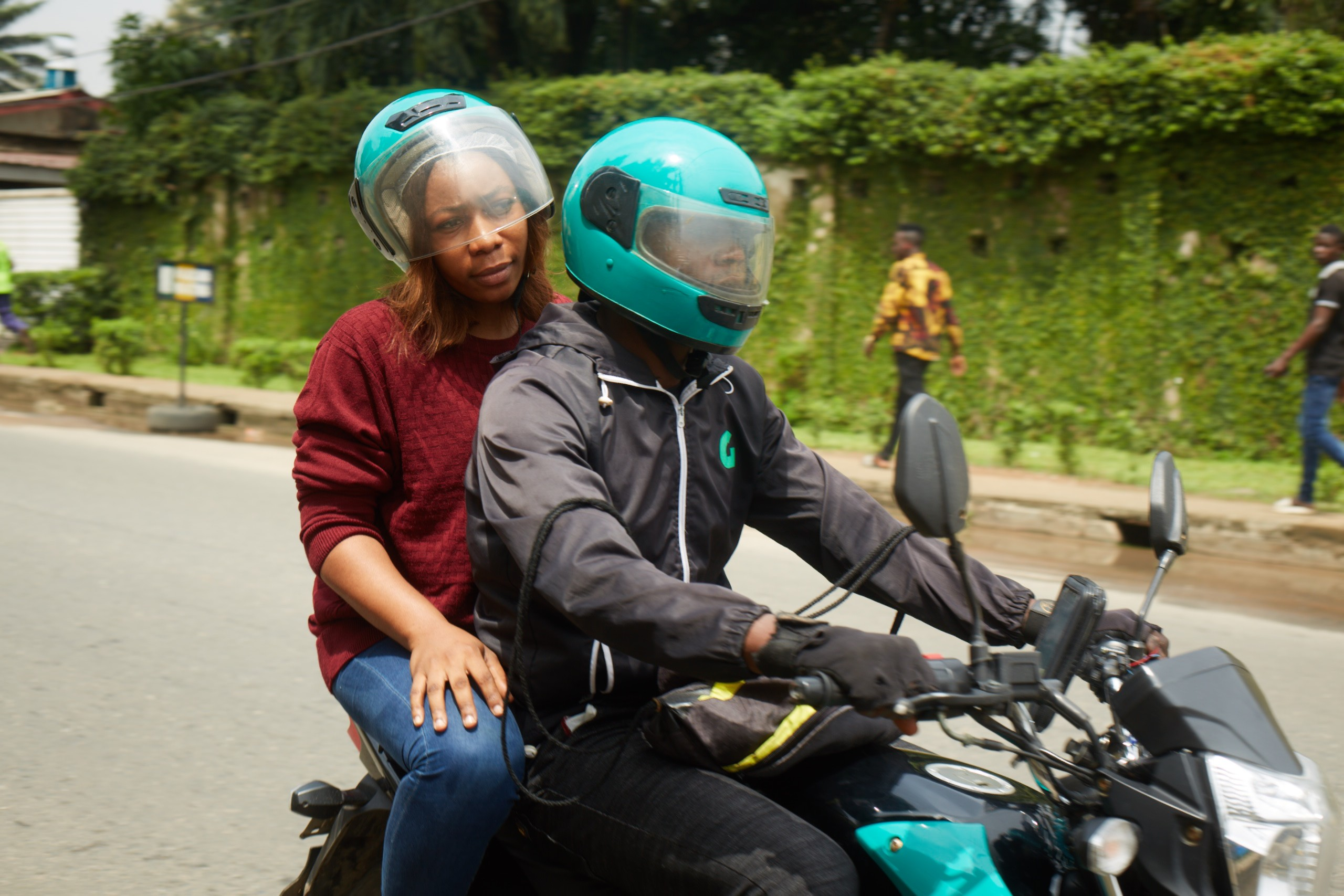Gokada: The Smart And Safe Way To Avoid Traffic In Lagos
