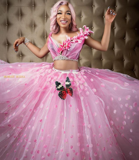 Tonto Dikeh shares stunning new photos as she turns 33