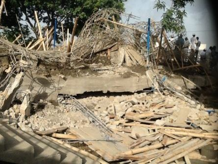 Building Collapse Kills 3 And Injures 7 People In Zaria
