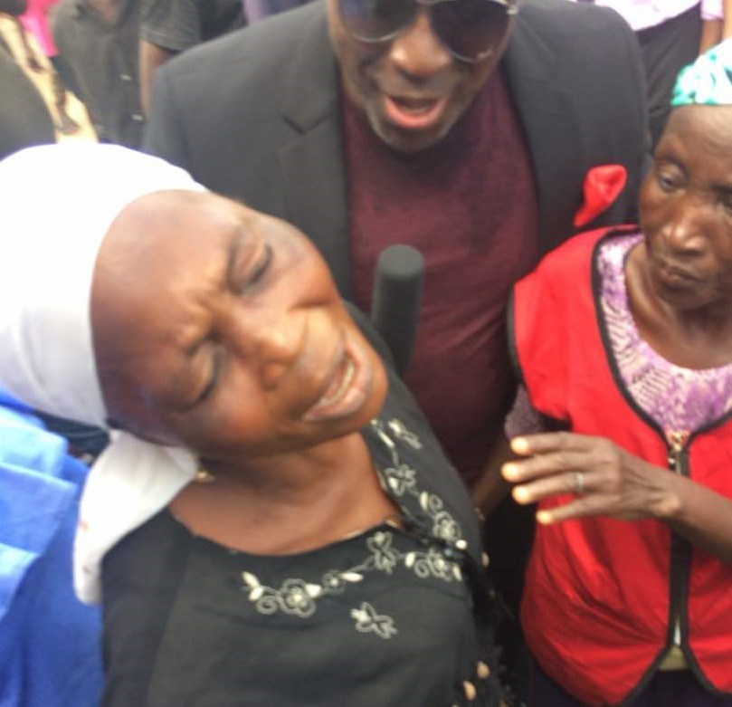 Motivation: 70 year old woman wins N1m