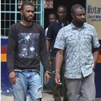 Two Nigerians arrested for impersonating Kenya