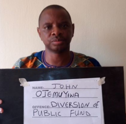 Photo: TETFUND Contractor Bags 6 Years Jail Term