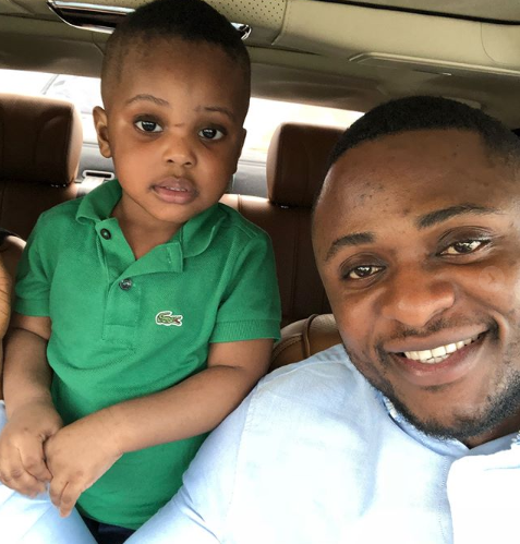 Ubi Franklin reveals depression nearly made him end his life just after his son