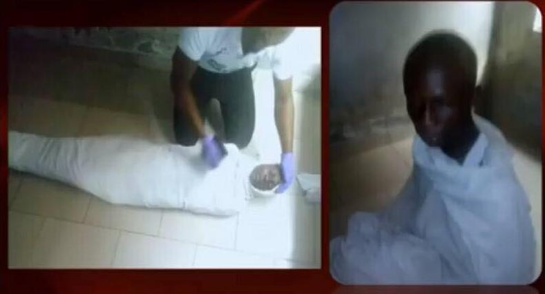 "Lady claims her dead brother was raised to life by the ""God of Bishop Oyedepo"" more than 24 hours after he died in Edo state"