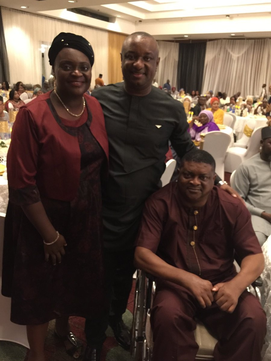 Abiola, Gani Fawehinmi family members arrive Abuja for the investiture of June 12 today