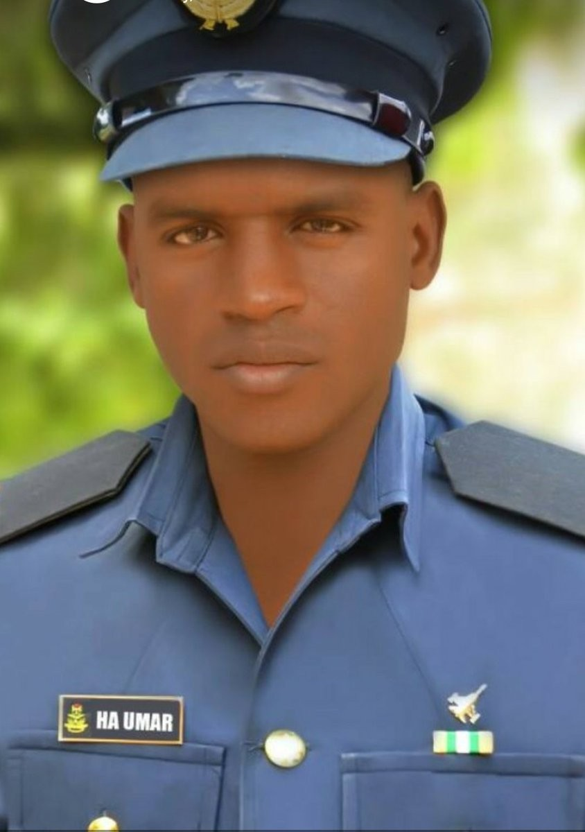 Photos: Air Force  officer declared missing in Abuja