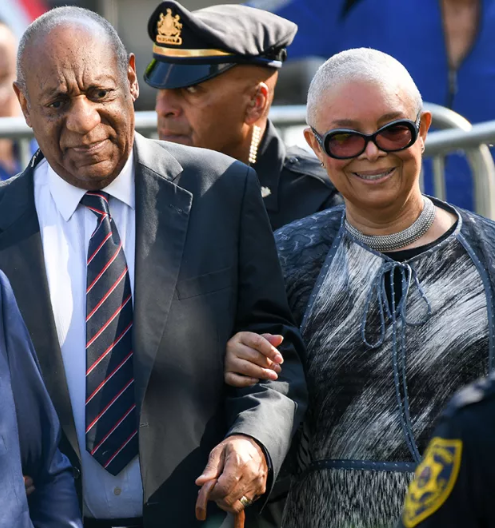 Camille Cosby filling to divorce Bill Cosby after 54 years of marriage