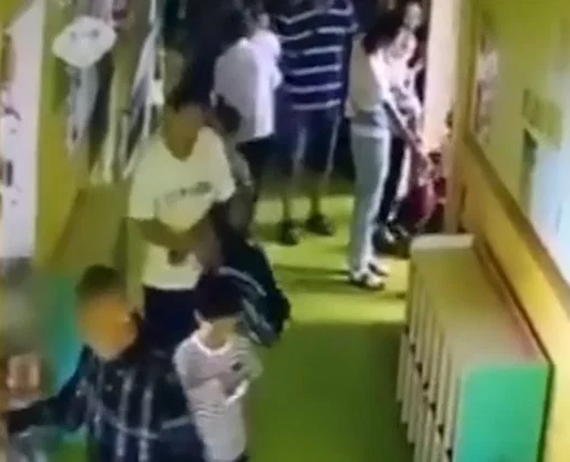Granddad didn't recognize grandson so picked up wrong child from nursery