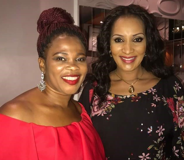 Ageless beauty, Bianca Ojukwu makes rare appearance at event in London (photos)