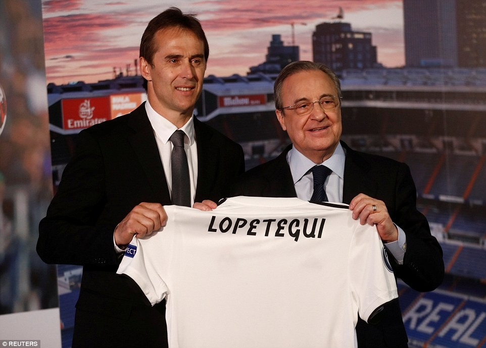 5b22b5e73d9c3 - 'As we speak is the happiest day of my life' - Sacked Spain coach, Julen Lopetegui says as Real Madrid unveils him as subsequent manager