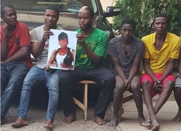 Photos of the suspected killers of Abuja missing lady, Charity Aiyedogbon