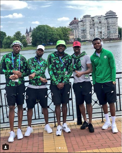 #WorldCup2018: Super Eagles