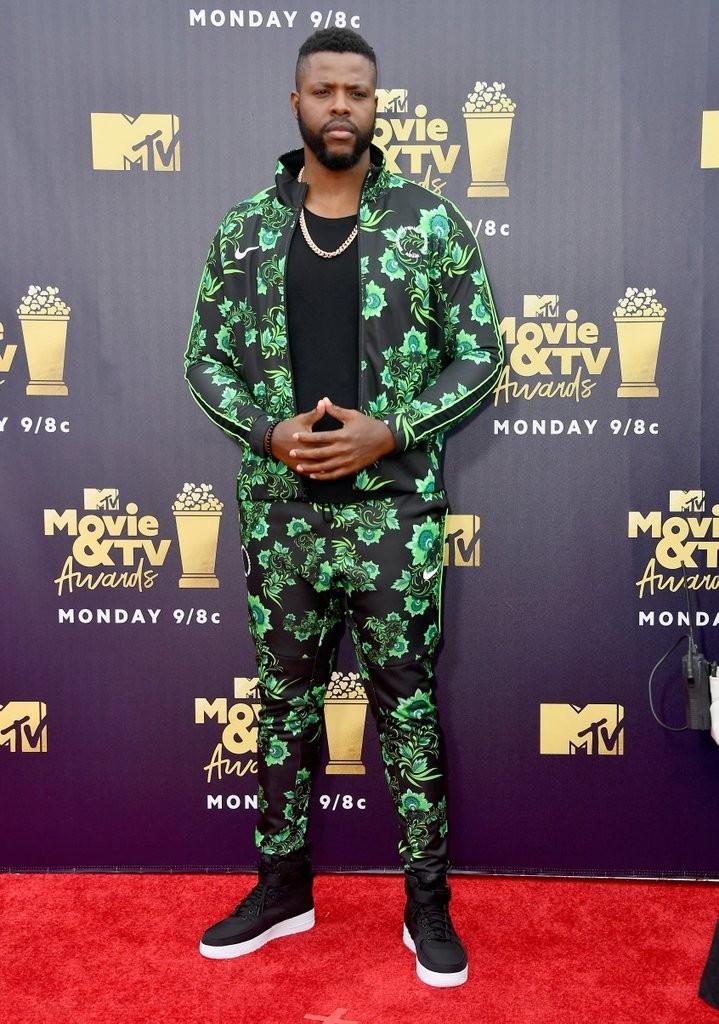 Black Panther star Winston