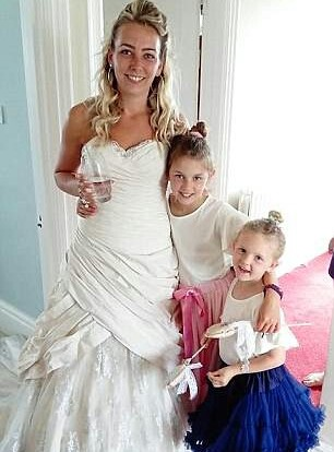 Bride dumps groom on morning of their wedding after he lied about unpaid venue bills, then she goes on to have the wedding and honeymoon without him