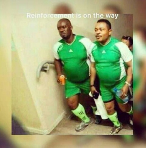 11 hilarious memes in response to Super Eagles