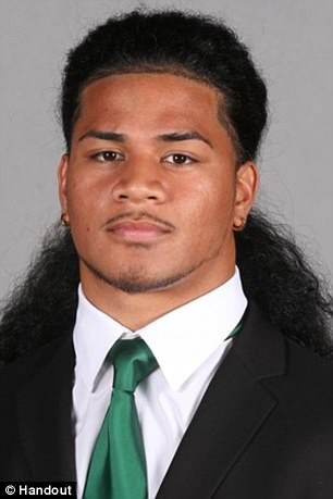 Former Oregon Ducks linebacker, 21, is found dead in a bush near where his drunk-driver friend crashed his car and told police there were no passengers inside